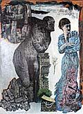 Danuta Leszczyńska-Kluza - Zeus i Zuzanna